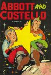 Cover For Abbott and Costello Comics 3