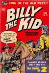 Cover For Billy the Kid Adventure Magazine 12