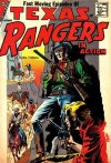 Cover For Texas Rangers in Action 13
