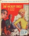 Cover For Sexton Blake Library S3 322 The Case of the Wicked Three