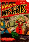 Cover For Dark Mysteries 8