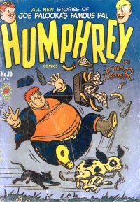 Large Thumbnail For Humphrey Comics #19