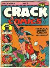 Cover For Crack Comics 8