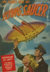 Cover For Vic Torry And His Flying Saucer