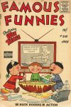 Cover For Famous Funnies 218