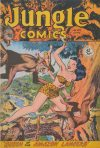 Cover For Jungle Comics 102