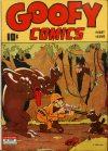 Cover For Goofy Comics 1