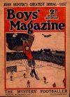Cover For Boys' Magazine 142