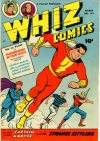 Cover For Whiz Comics 119