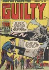 Cover For Justice Traps the Guilty 34