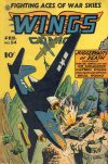 Cover For Wings Comics 54
