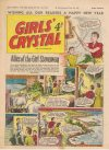 Cover For Girls' Crystal 1159