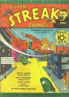 Cover For Silver Streak Comics 9