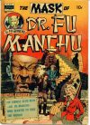 Cover For Mask Of Dr Fu Manchu (nn)