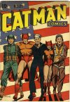 Cover For Cat Man Comics 27