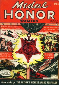 Large Thumbnail For Medal of Honor Comics #1