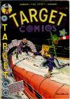 Cover For Target Comics v2 11