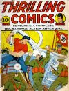 Cover For Thrilling Comics 17 (2 fiche)