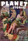 Cover For Planet Stories v2 10 The Silver Plague Albert dePina
