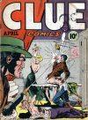 Cover For Clue Comics 14 (v2 2)