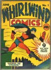 Cover For Whirlwind Comics 1