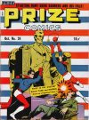Cover For Prize Comics 24
