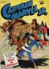 Cover For Captain Marvel Jr. 43