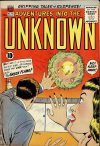 Cover For Adventures into the Unknown 124