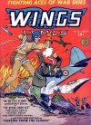 Cover For Wings Comics 11