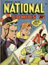 Cover For National Comics 28