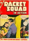 Cover For Racket Squad in Action 15