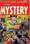 Cover For Mister Mystery 19