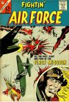 Cover For Fightin' Air Force 36