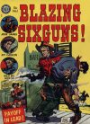 Cover For Blazing Six Guns 1