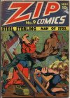 Cover For Zip Comics 9