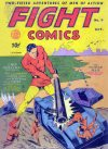 Cover For Fight Comics 9