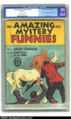 Cover For Amazing Mystery Funnies 12 (v2 8)