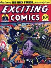 Cover For Exciting Comics 26