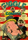 Cover For Giggle Comics 32