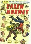 Cover For Green Hornet Comics 43