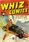 Cover For Whiz Comics 12 (paper/18fiche)