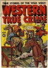 Cover For Western True Crime 1 (#15)