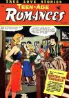 Cover For Teen Age Romances 34