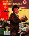 Cover For Sexton Blake Library S3 93 The Great Airport Racket