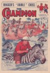 Cover For The Champion 1717