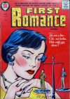 Cover For First Romance Magazine 34