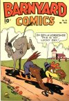 Cover For Barnyard Comics 16