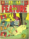 Cover For Feature Comics 56