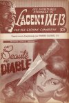 Cover For L'Agent IXE 13 v2 51 La beauté du diable