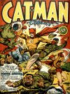 Cover For Cat Man Comics 14